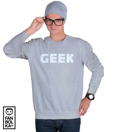 "Свитшот ""Гик"" | ""Geek"""