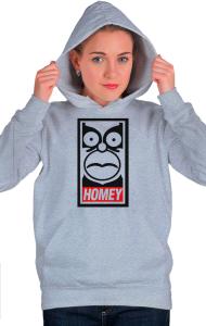 Худи Гомей. Гомер Симпсон | HOMEY. Homer Simpson