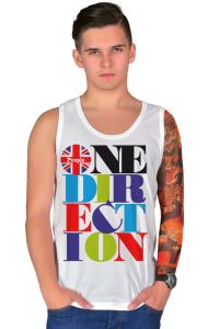 Футболка Ван Дирекшн. Пипл |One Direction. People