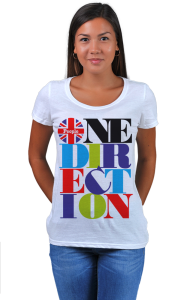 Футболка Ван Дирекшн. Пипл |One Direction. People