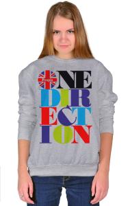 Свитшот Ван Дирекшн. Пипл |One Direction. People