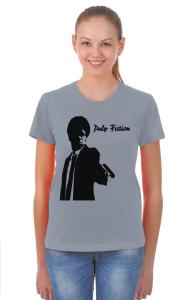 "Футболка Тарантино ""Криминальное чтиво"" | Tarantino ""Pulp Fiction""."