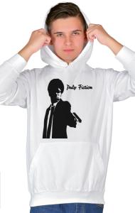 "Худи Тарантино ""Криминальное чтиво"" | Tarantino ""Pulp Fiction""."