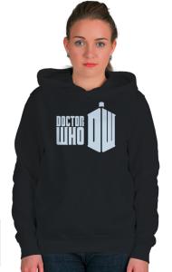 Худи Доктор Кто   Doctor Who