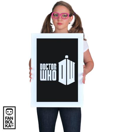 Постер Доктор Кто | Doctor Who