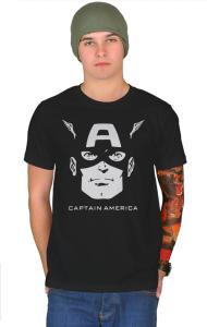 Футболка Капитан Америка | Captain America