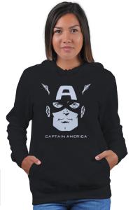 Худи Капитан Америка | Captain America