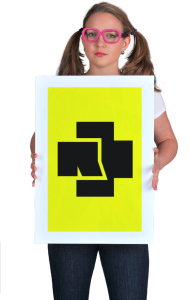 Постер Рамштайн | Rammstein
