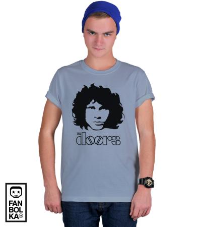 Футболка Зе Дорз. Джим Моррисон | The Doors. Jim Morrison