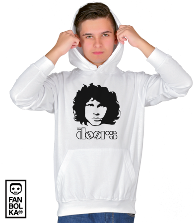 Худи Зе Дорз. Джим Моррисон   The Doors. Jim Morrison