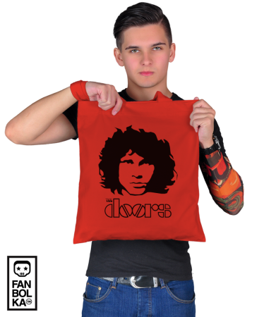 Сумка Зе Дорз. Джим Моррисон | The Doors. Jim Morrison