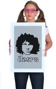 Постер Зе Дорз. Джим Моррисон | The Doors. Jim Morrison