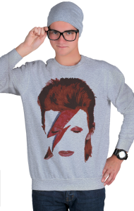 Свитшот Дэвид Боуи | Devid Bowie