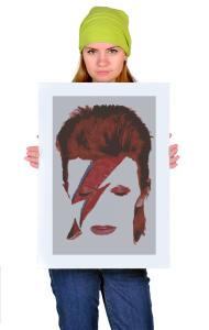 Постер Дэвид Боуи | Devid Bowie