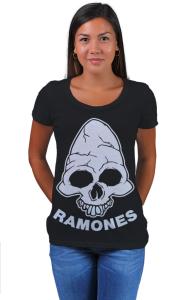 Футболка Рамонес. Веселый Роджер | Ramones . Jolly Roger