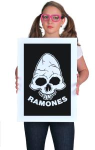 Постер Рамонес. Веселый Роджер | Ramones . Jolly Roger