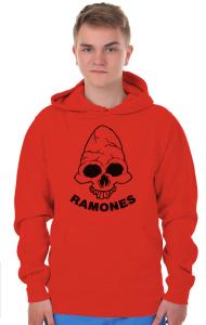 Худи  Рамонес. Веселый Роджер 2 |Ramones . Jolly Roger 2