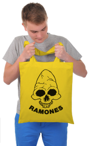 Сумка  Рамонес. Веселый Роджер 2 |Ramones . Jolly Roger 2