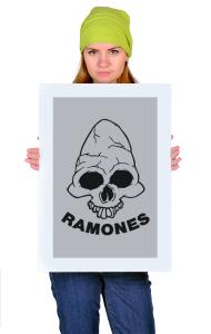 Постер  Рамонес. Веселый Роджер 2 |Ramones . Jolly Roger 2