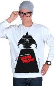Свитшот Доказательство смерти | Death Proof