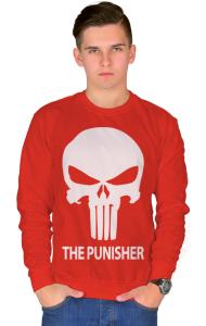 Свитшот Каратель | The Punisher