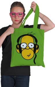 Сумка Гомер Симпсон Меломан | Homer Simpson Meloman
