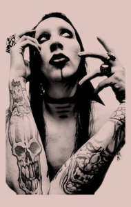 Постер Мерлин Менсон | Marilyn Manson