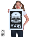 Плакат 30 Секунд До Марса