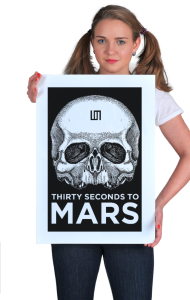 Постер 30 Секунд До Марса | Thirty Seconds to Mars