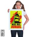 Постер Бендер Убить Всех Человеков