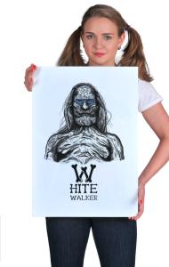 Постер Белый Ходок | White Walker