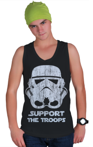 Футболка Штурмовик | Support the Troops vintage