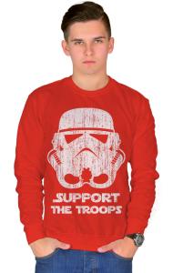 Свитшот Штурмовик | Support the Troops vintage