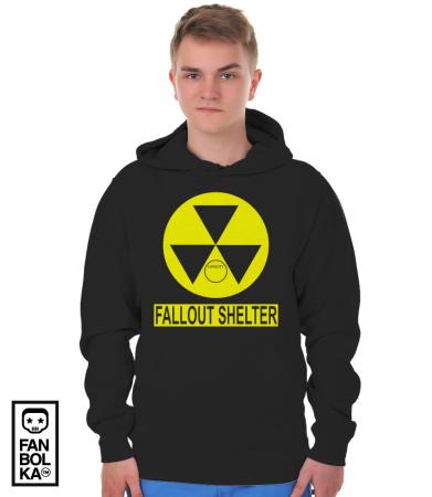 Худи Фаллаут Приют | Fallout Shelter
