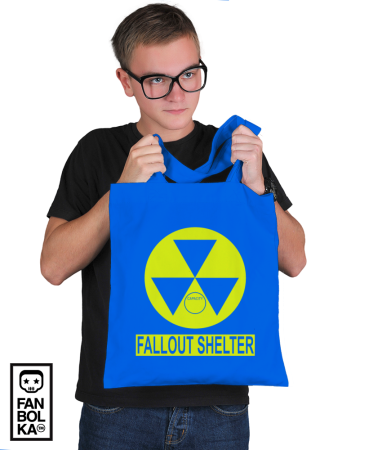 Сумка Фаллаут Приют | Fallout Shelter