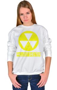 Свитшот Фаллаут Приют | Fallout Shelter
