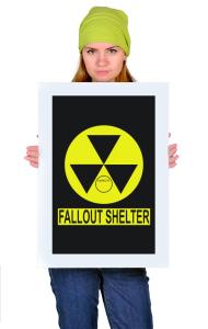 Постер Фаллаут Приют | Fallout Shelter