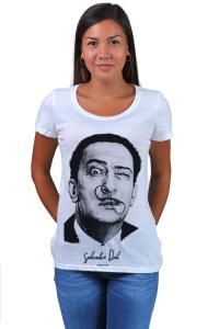 Футболка Cальвадор Дали   Salvador Dali