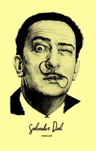 Постер Cальвадор Дали | Salvador Dali