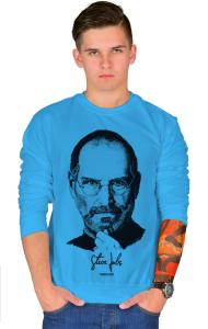 Свитшот Стив Джобс | Steve Jobs