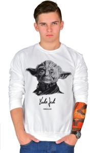Свитшот Йода Джедай | Yoda Jedi