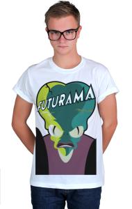 Футболка Морбо Футурама | Morbo Futurama