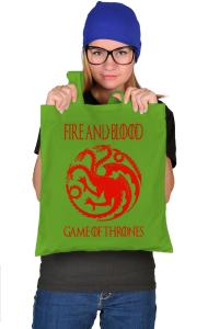 Сумка Огонь и Кровь | Fire and Blood