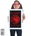 Постер Огонь и Кровь