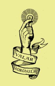Постер Игра Престолов Все Люди Смертны | Valar Morghulis