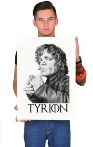 Постер Тирион Ланнистер | Tyrion Lannister