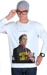 Свитшот Лучше звоните Солу | Better Call Saul
