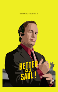 Постер Лучше звоните Солу | Better Call Saul