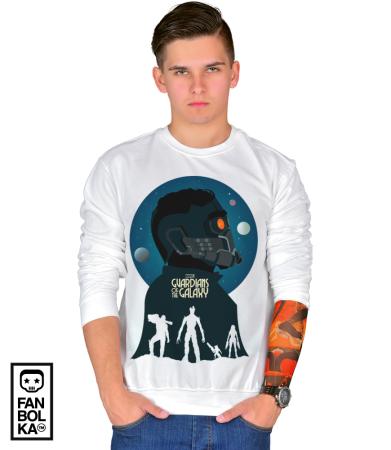 Свитшот Стражи Галактики | Guardians of the Galaxy