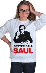 Свитшот Позвоните Солу Во все тяжкие | Better Call Saul